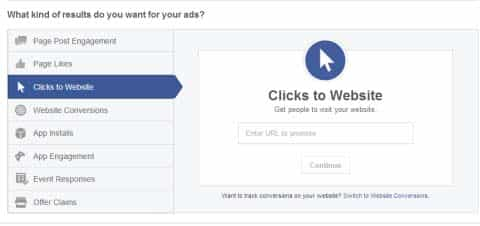 Facebook Ad Clicks or Website Clicks Which Are Better